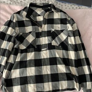 JCrew Flannel (Perfect Condition)